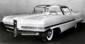The Packard Predictor show car