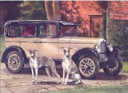 Willys Whippet (advert CIRCA 1927)
