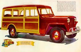 Jeep Station Wagon ( www.LostJeeps.com )
