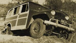 1949 Willys Jeep 4x4 Station Wagon ( www.Allpar.com )