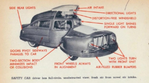 Mechanics Illustrated  April 1959