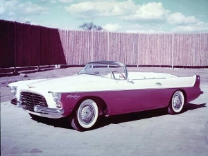 1955 DeSoto Flight Sweep: held many clues to the future (www,carstyling.Ru)