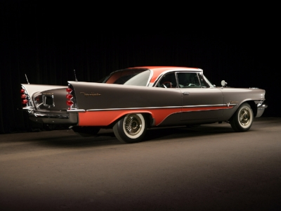 1957 DeSoto Fireflite Sportsman: IDI Design of the Year ( www.mad4wheels.com )
