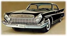 The last DeSoto (DeSoto ad art CIRCA 1961)