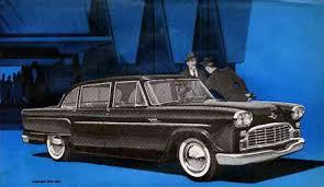 1962 checker limousine ( www.checkerworld.com )