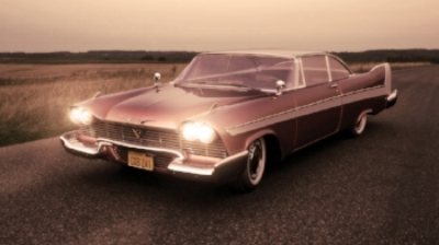 1958 plymouth fury : the model of evil in the movie  christine