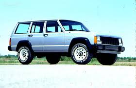 The Cherokee XJ kicks off a craze