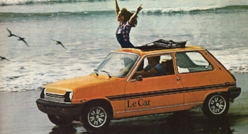 Renault Le car: a chance to feel french