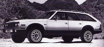 AMC Eagle: A last connection to the past