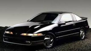 Eagle Talon: An exciting connection to Mitsubishi