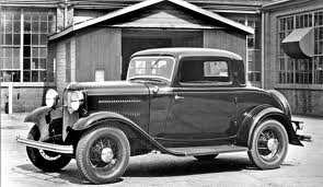 1931 Rockne Bus coupe WWW.auottraderclassics.com