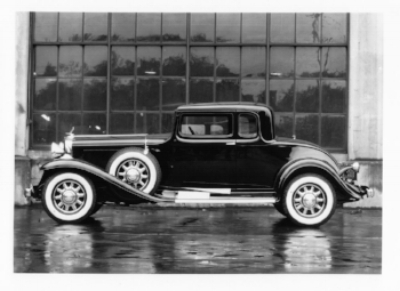 1929 Studebaker president sports coupe