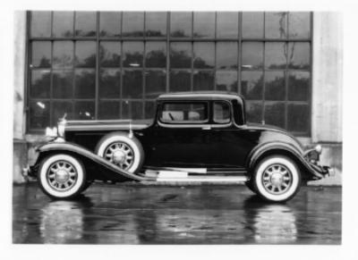 1929 Studebaker president sports coupe