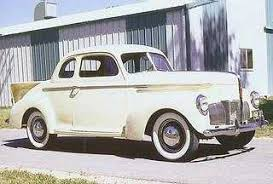 1940 Studebaker Champion Coupe (www.OldCarandtruckPictures.com)