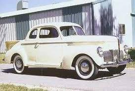 1940 Studebaker Champion Coupe www.OldCarandtruckPictures.com