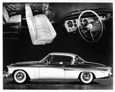 1955 Studebaker Speedster www.AmericanAutomobiles.com