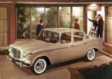 1959 Studebaker Lark Www.RitzsiteDemon.NL