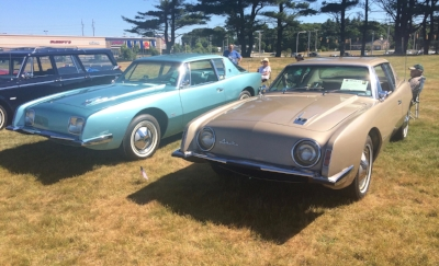 1963 Studebaker Avanti    photo by Mal pearson taken at Warwick, Ri 2016