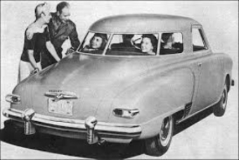 1947 Studebaker Commander www.classiccarcatalogue.com