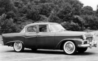 1956 Studebaker Champion (www.AmericanAutomobiles.com)