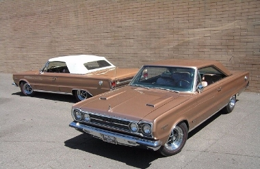 1966 plymouth GTX : might be the best looking muscle car ever
