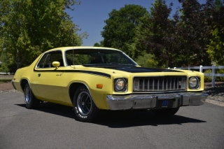 1975 plymouth road runner : Plymouth's last muscle car