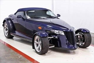 1999 plymout prowler: a parting gift to loyal plylgrims