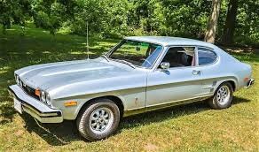 Capri 2800: Punched in the Nose by the Feds ( www.classiccars.com )