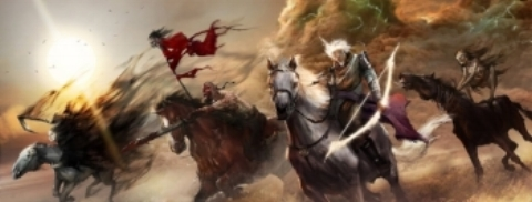 Four Horsemen of the Apocalypse (www.comicvine.com)