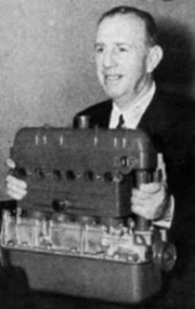 Powel Crosley and his COBRA engine ( CrosleyAutoClub.com )