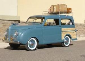 1948 Crosley steel-body station wagon ( www.Cartype.com )