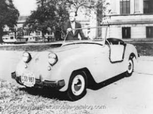 1950 Crosley Hot Shot Super Sport ( AutomobileCatalogue.com )