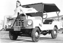 Crosley's soul lived on. in the late 50s to early 60s the Farm-o-road was reincarnated as the Crofton Bug. Over 200 were sold