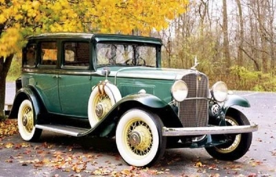1 931 OAKLAND V8  - THE OAKLAND BRAND IS LAID TO REST AFTER 1931, VICTIM OF THE GREAT DEPRESSION. ITS SOUL LIVED ON FOR ONE ADDITIONAL YEAR IN THE FORM OF A V8 ENGINED PONTIAC… (WWW.JUSTAMERICANCARS.COM)
