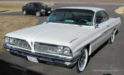 """PONTIAC HAS BEEN KNOWN OVER ITS 100 YEARS FOR PRODUCING MORE THAN ITS FAIR SHARE OF STRIKINGLY BEAUTIFUL CARS. AND WHILE STYLING IS SUBJECTIVE, ITS HARD TO ARGUE THE  1961 PONTIAC VENTURA """"BUBBLETOP""""  WASN'T THE LOVELIEST OF THEM ALL (www.PontiacServer.com)"""