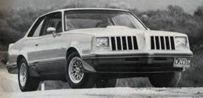 A DOWNSIZED  GRAND AM WAS BACK IN 1978 . IT WAS ONE OF THE NICEST CARS OF THE 70S THAT NOBODY WANTED. SEEMINGLY AMERICA WASN'T READY FOR A HOMEGROWN BMW ( www.pontiachunters.com )