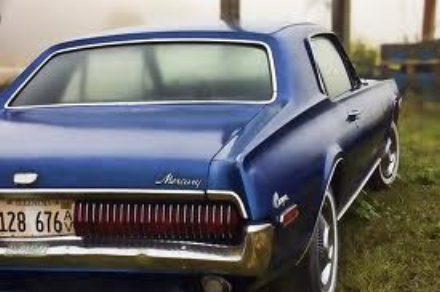 Mercury Cougar  by Jeremy Blackwell