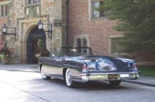 1957 Continental Mark II Convertible prototype