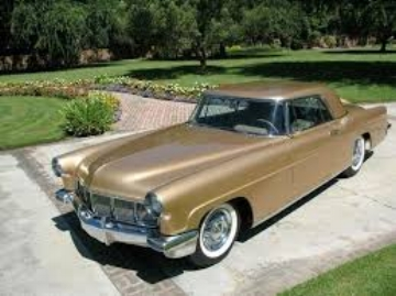 1956 Continental Mark II (www.pinterest.com)