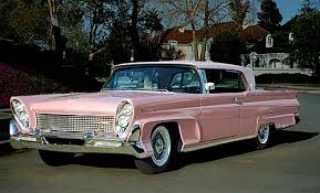 1958 Lincoln Continental Mark III  ( www.KingoftheRoad.net )