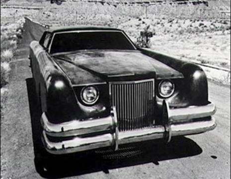 The Car (Universal Studios, 1977)