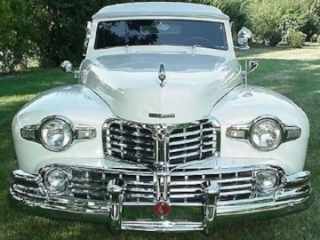 1947 Lincoln Continental ( www.CollectionCar.com )