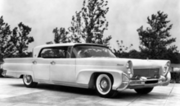 1958 Lincoln Continental Mark III       ( www.American-Automobiles.com )