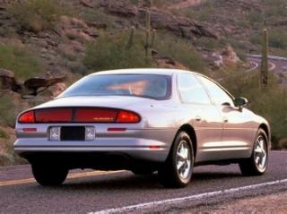 Oldsmobile Aroura. It coulda, shoulda, woulda been a saturn