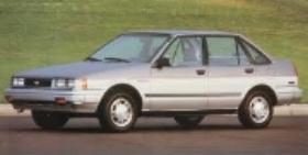 Chevrolet Nova by NUMMI