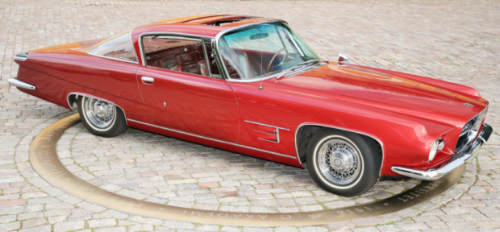 The Dual Ghia 6.4L cost about double the previous car. The plan was to craft 50 of them over 2 years, in fact, they made only 26 from 1961-64