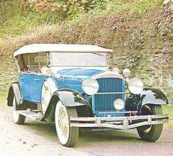 1929 Hudson Dual-Cowl Phaeton (www.oldcarandtruckpictures.com)