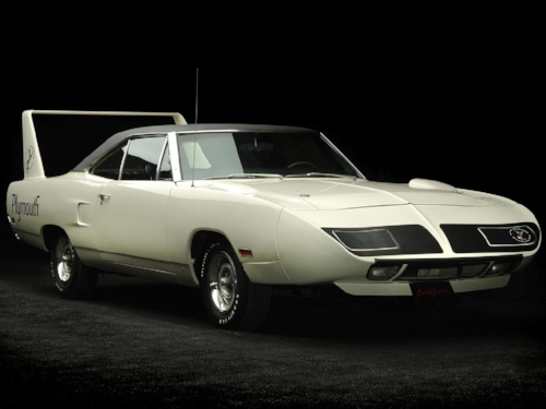 1970 plymouth superbird:  No wall flower here (www.Supercars.com)