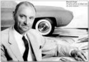 Elwood Engle: Replaced Exner in 1961