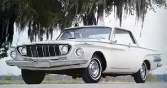 1962 Dodge Wart...I mean Dart